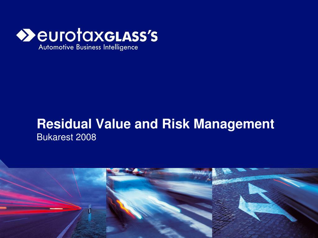 residual value and risk management l.