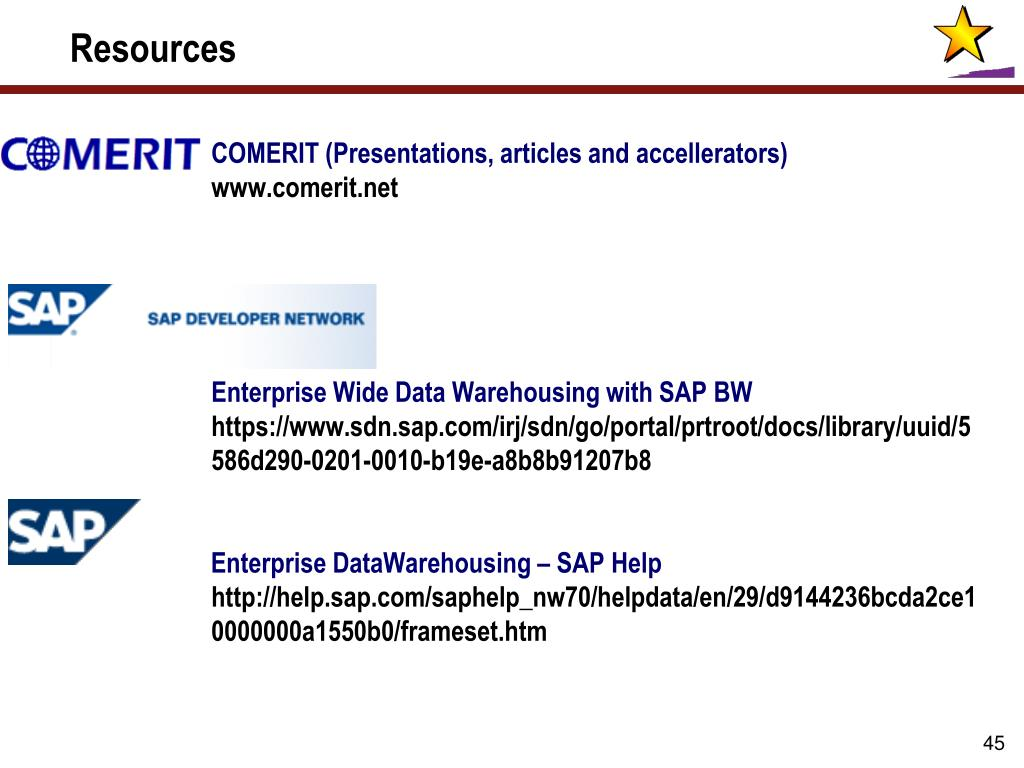 PPT - Tips and tricks for using SAP NetWeaver Business