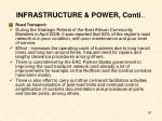 infrastructure power conti