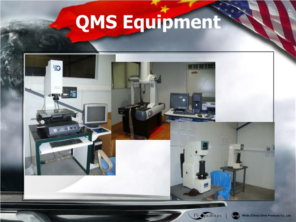 QMS Equipment
