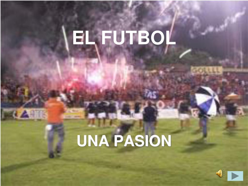 el futbol l.