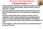 environmental management fishing activities cont48