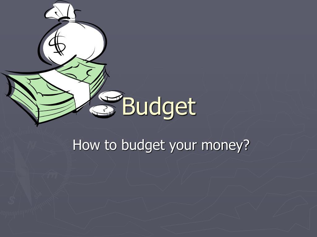 budget l.