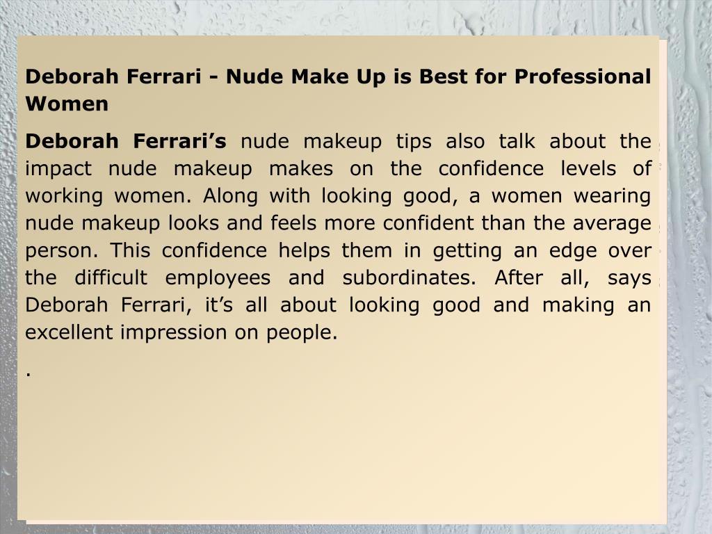 Nude girls ppt Nude Photos