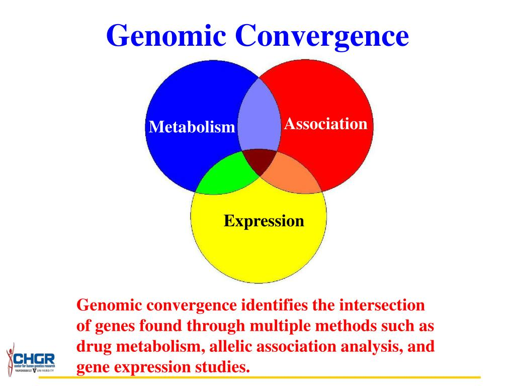 Genomic Convergence