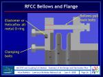 rfcc bellows and flange