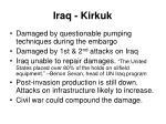 iraq kirkuk