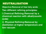 neutralisation