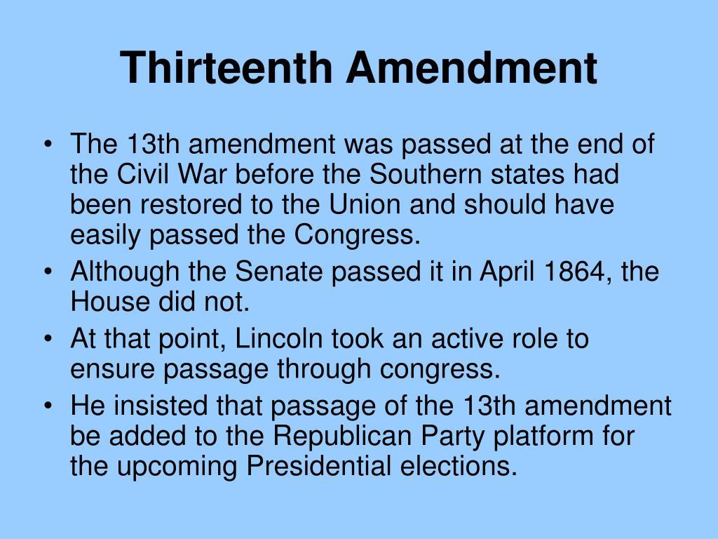 PPT - President Andrew Johnson's Reconstruction Plan ...