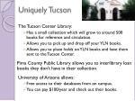 uniquely tucson