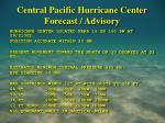 central pacific hurricane center forecast advisory31