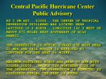 central pacific hurricane center public advisory33