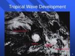 tropical wave development19