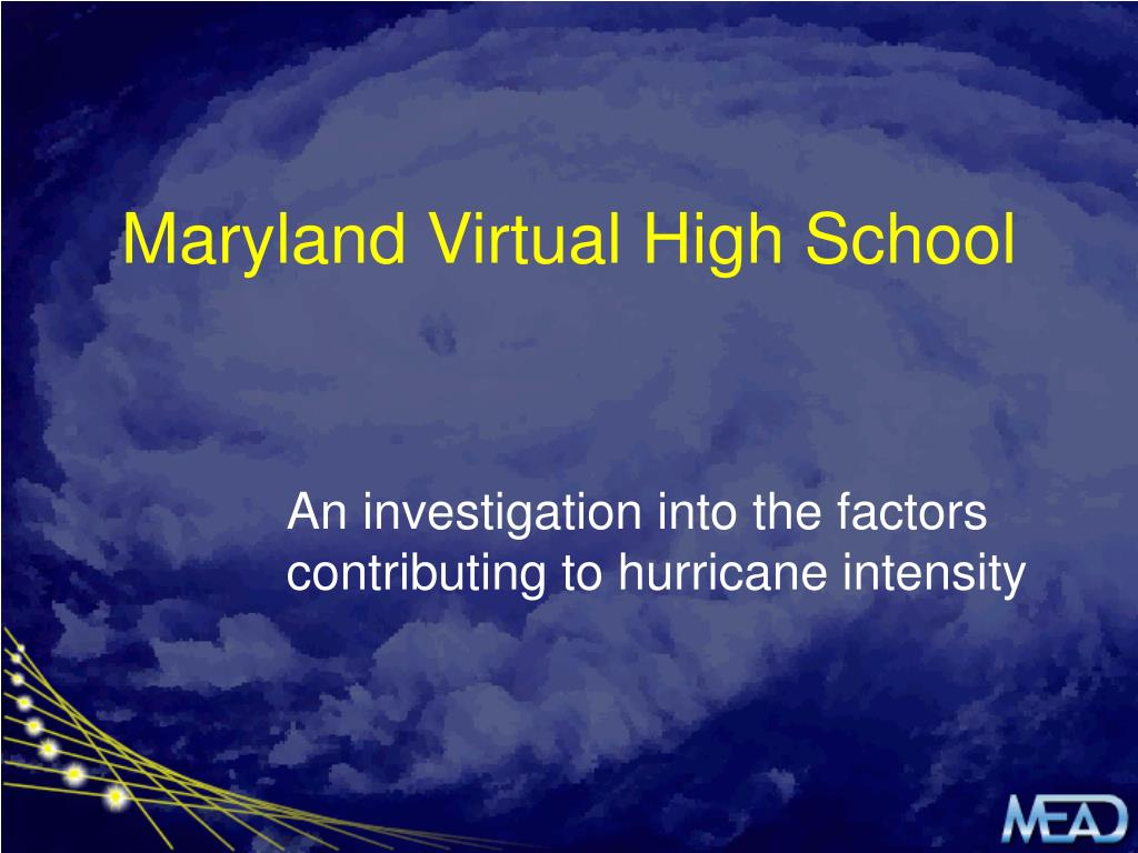 maryland virtual high school l.