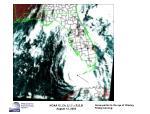 noaa 15 charley pre landfall august 13 2004