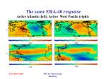 the same era 40 response active atlantic left active west pacific right