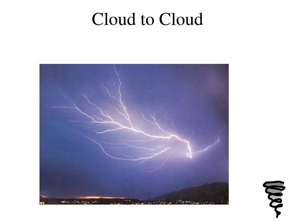 Cloud to Cloud