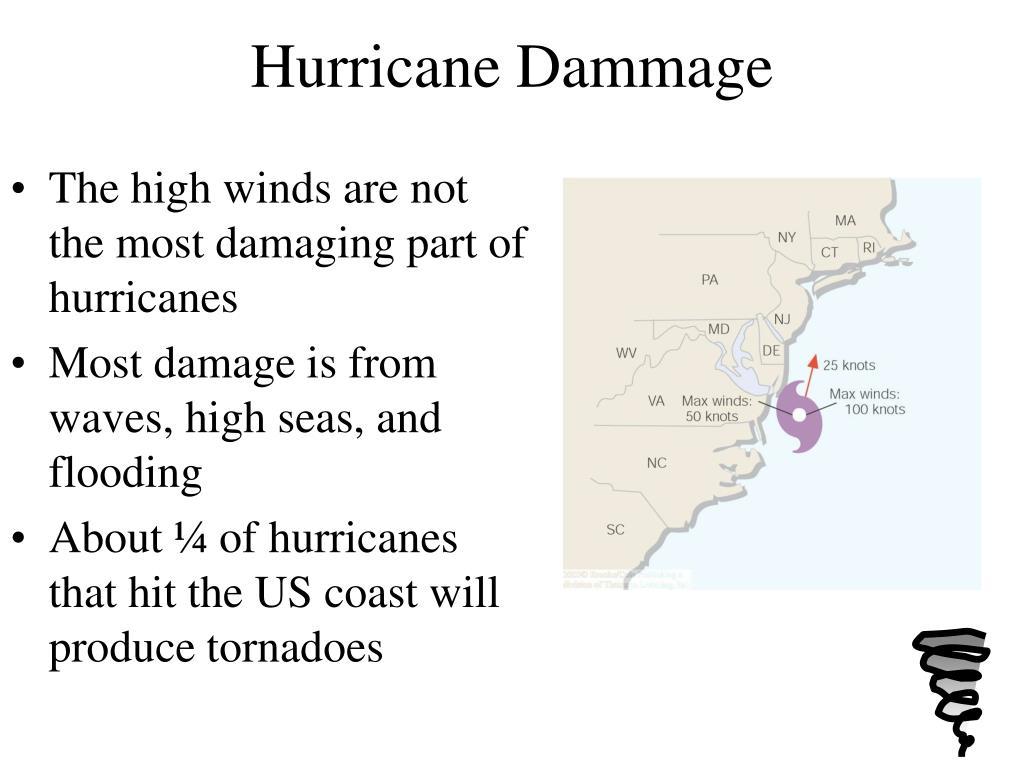 Hurricane Dammage