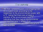 the survey7