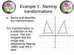example 1 naming transformations8