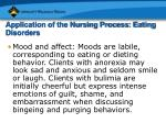 application of the nursing process eating disorders25