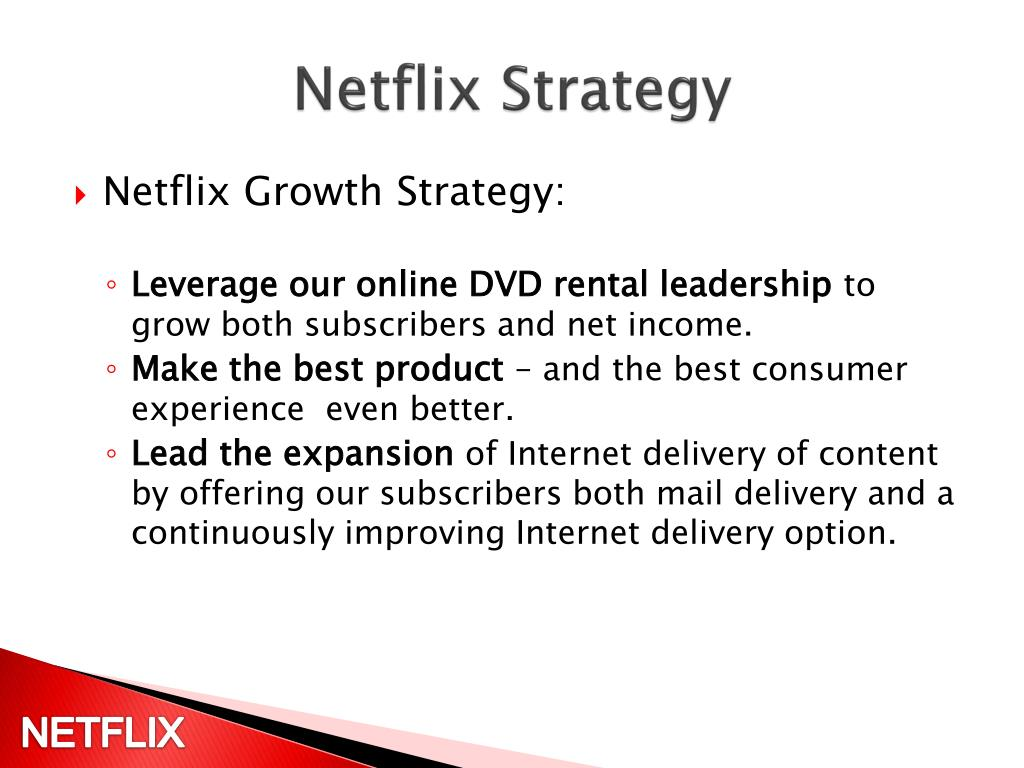 "netflix strategic analysis Subscriber scare shows netflix needs a strategic shift he says ""my analysis shows that netflix 's ratio of revenue over additions to streaming."