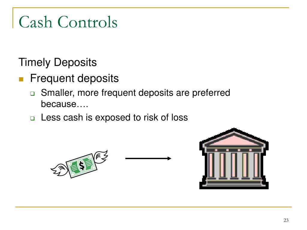 Cash Controls
