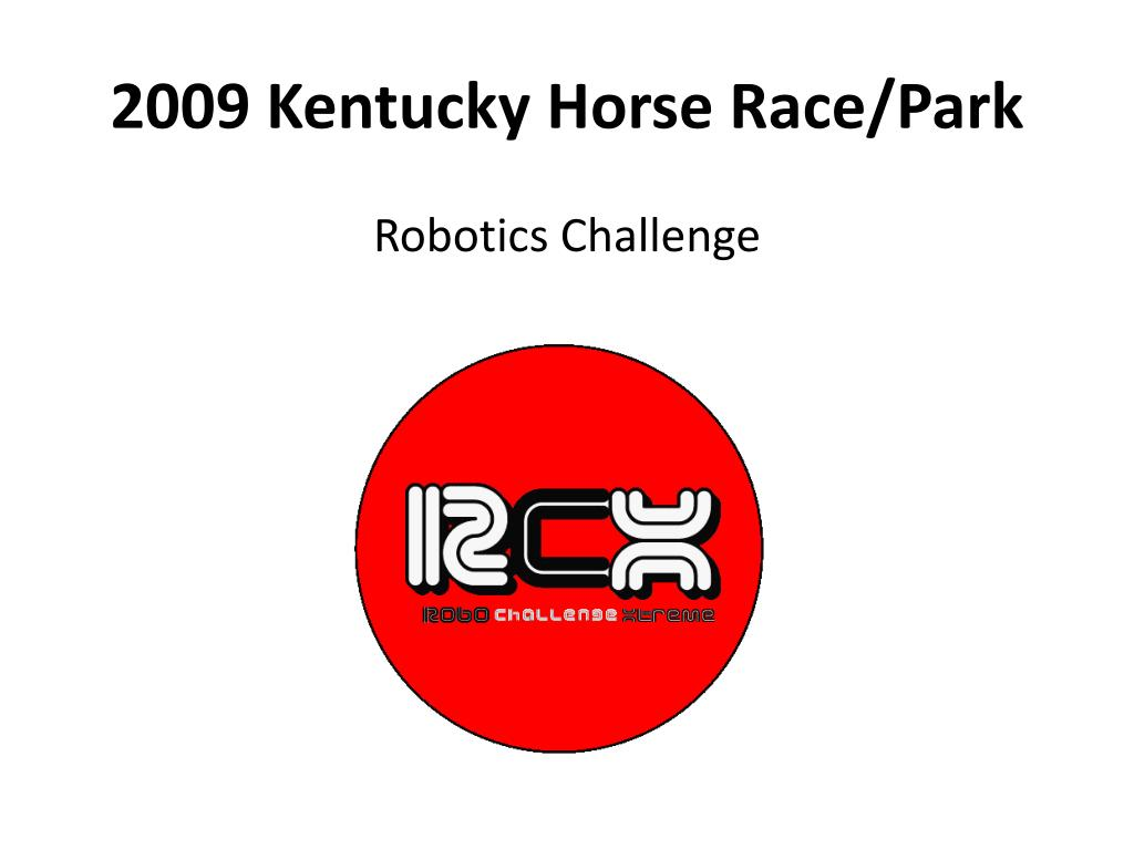 2009 kentucky horse race park l.