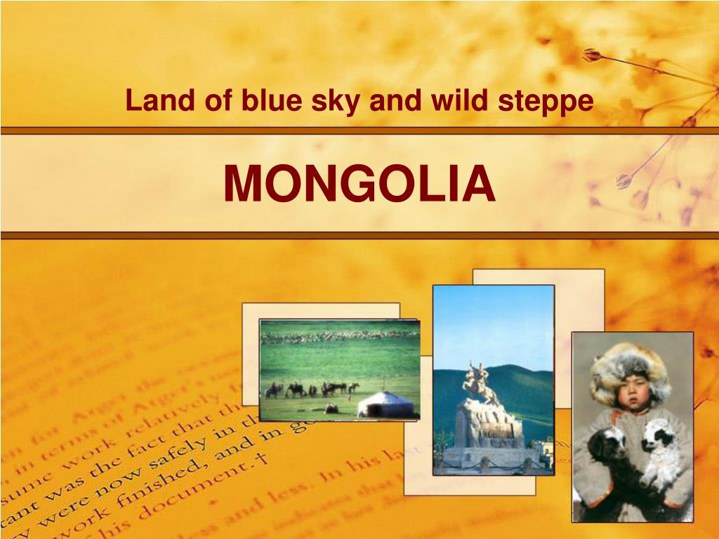 mongolia l.