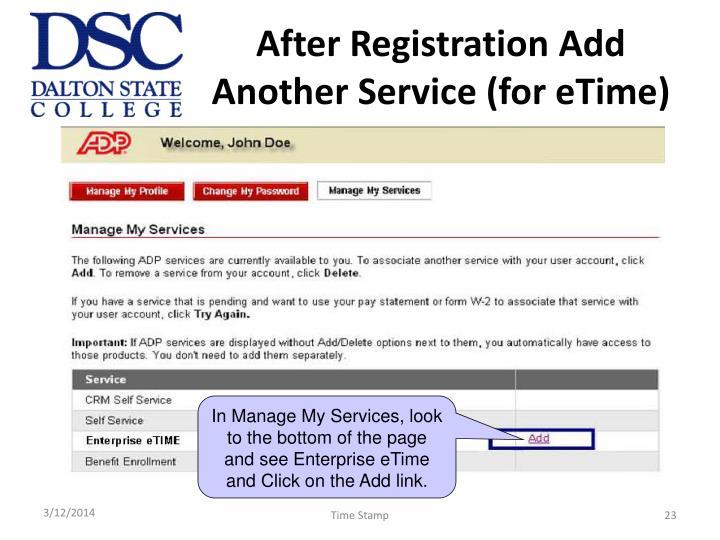 Ppt Adp Portal For Employee Self Service April June 2009 Bi