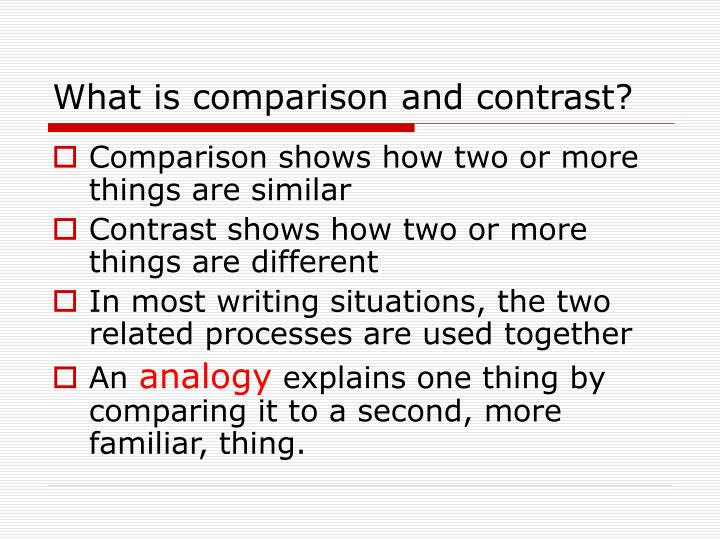 compare and contrast any two public Students like writing compare and contrast essays as they have enough space for creativity it makes more fun to draw a parallel between two people or objects instead of describing a single issue it does not mean, however, that compare and contrast essay.