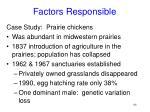 factors responsible66