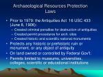 archaeological resources protection laws3