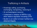 trafficking in artifacts20