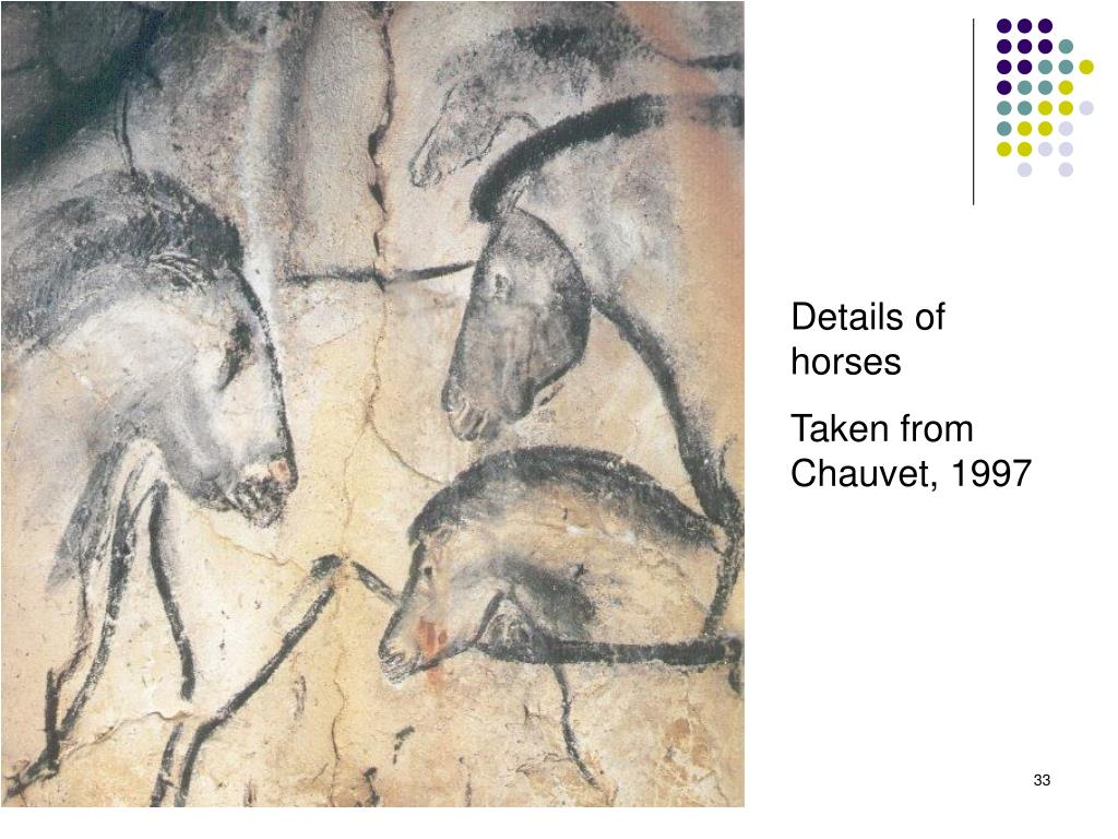 Details of horses