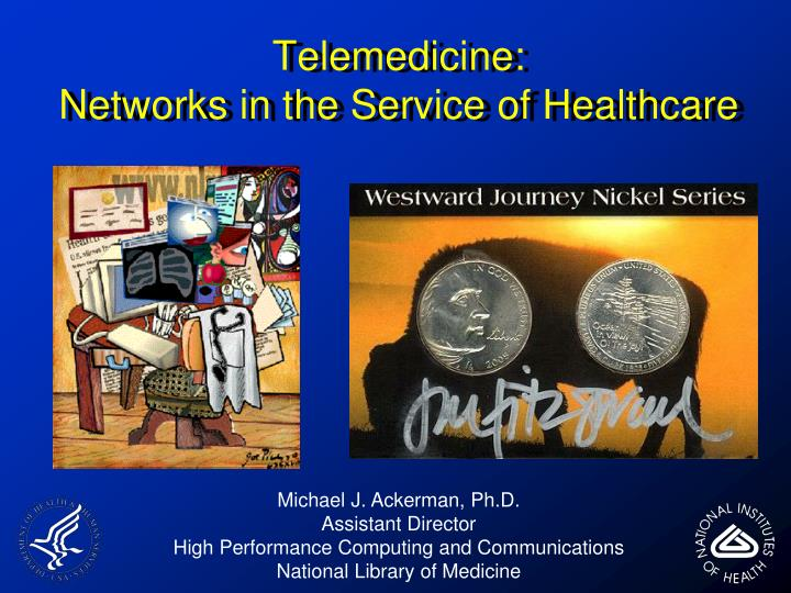 Telemedicine networks in the service of healthcare