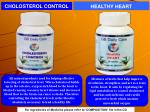 cholosterol control