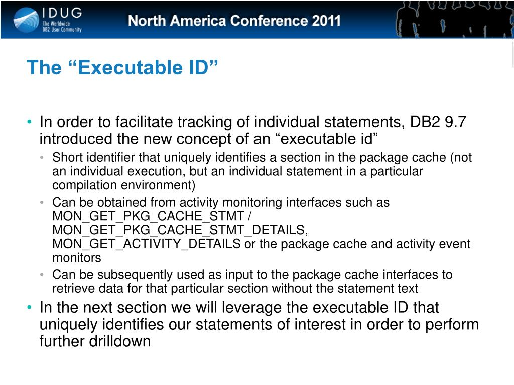 """The """"Executable ID"""""""