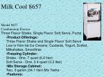 milk cool 8657