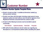 customer number13