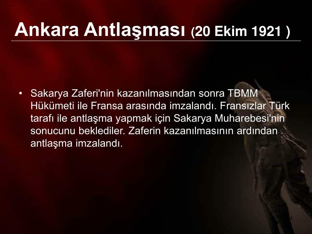 Ankara Antlaşması