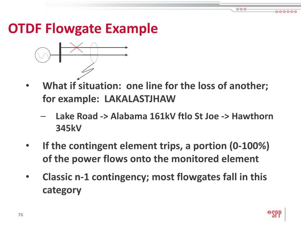 OTDF Flowgate Example