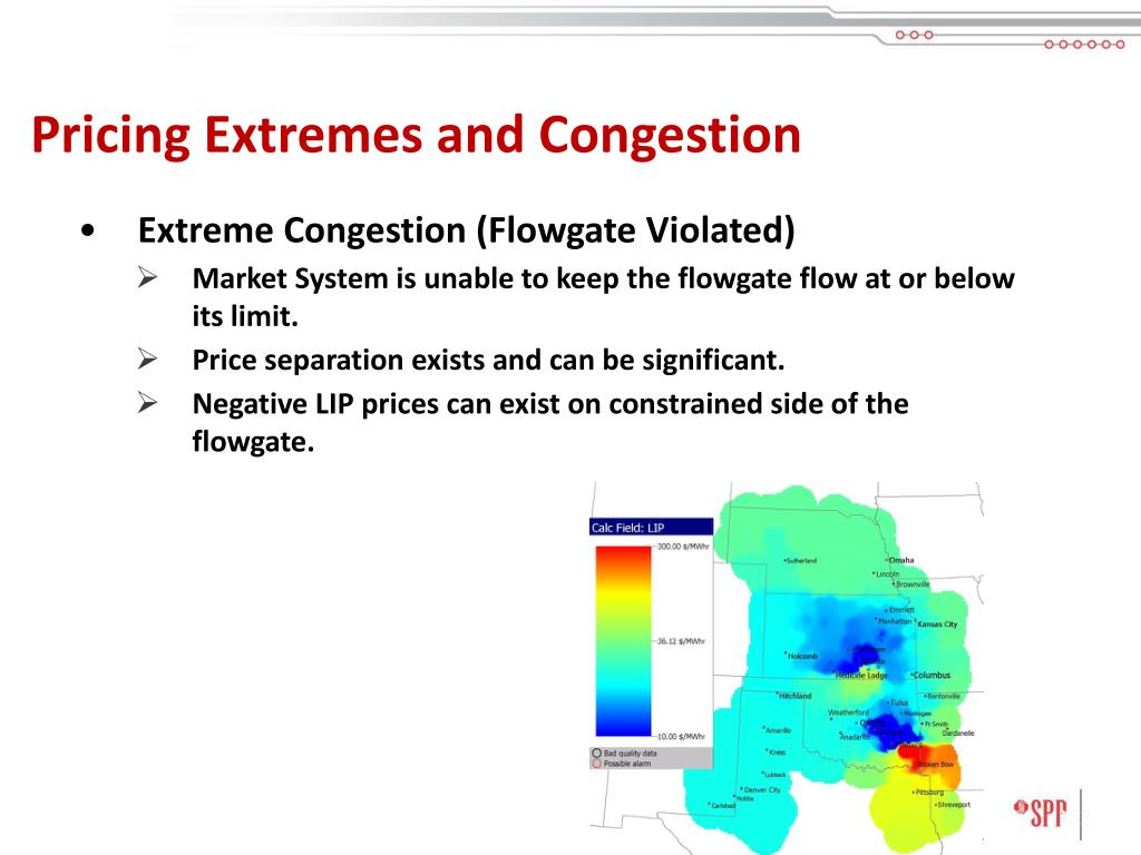 Pricing Extremes and Congestion