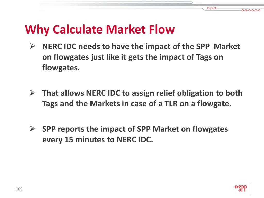 Why Calculate Market Flow