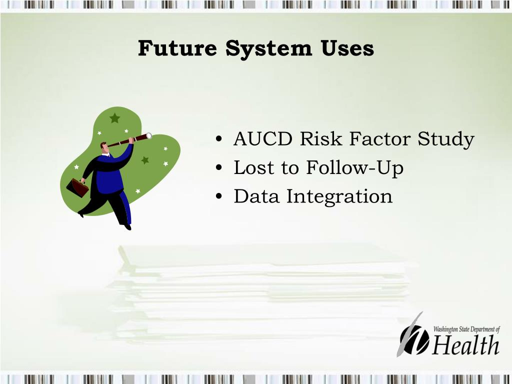Future System Uses