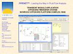 transient module application offshore firewater system nowrooz offshore platform complex iran