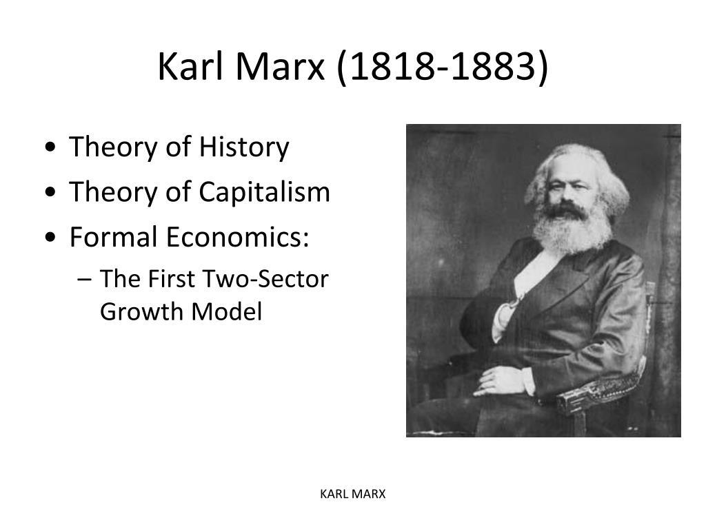 karl marx essays