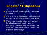 chapter 14 questions4