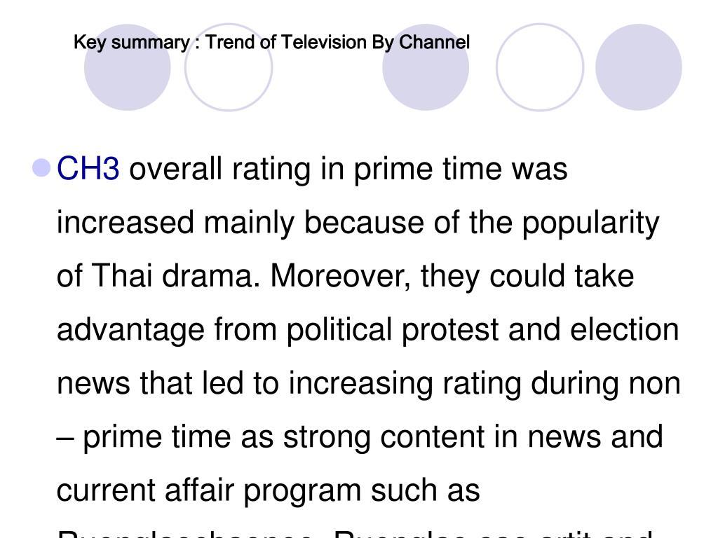 PPT - 2008 Thailand Media Scene Jan – Dec 08 PowerPoint