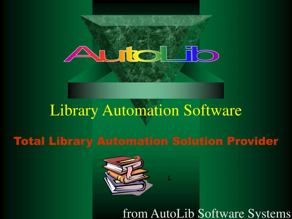 library automation software l.